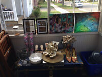 Moving Sale - Everything Must Go! Coach, Household Items, etc.