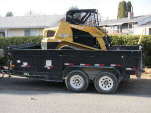 Skid-Steer Business For Sale