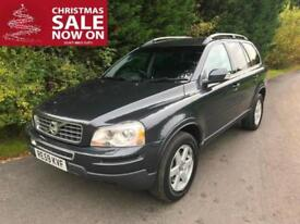 2009 (59) VOLVO XC90 2.4 D5 AWD GEARTRONIC ACTIVE 7 SEATER 4X4 TURBO DIESEL