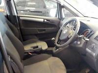 2014 VAUXHALL ZAFIRA 1.8i [120] Exclusiv 5dr MPV 7 Seats