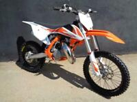 KTM SX85 OFF ROAD MOTORCYCLE