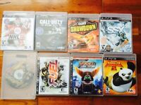 PS3 games cheap work great