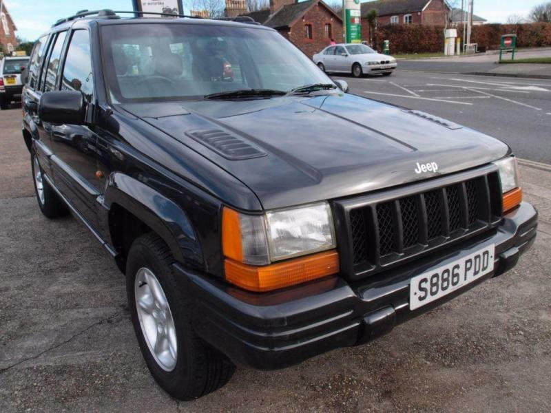 1999 jeep grand cherokee 4 0 orvis limited 5d auto 176 bhp. Black Bedroom Furniture Sets. Home Design Ideas