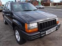 1999 JEEP GRAND CHEROKEE 4.0 ORVIS LIMITED 5D AUTO 176 BHP