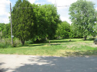 3/4 Acre lot with well. Minutes from 401