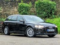 2014 Audi A6 Avant 2.0 TDI ultra SE Avant 5dr Estate Diesel Manual