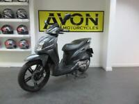 Sym Symphony SR 125 -2012 - Big Wheel Scooter - Only 1600 miles on the clock