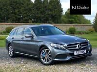 2017 Mercedes-Benz C Class 2.0 C350e 6.4kWh Sport G-Tronic+ (s/s) 5dr Automatic