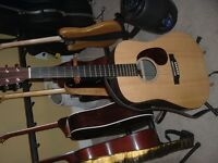 Martin DX1R Six String AcousticElectric