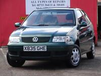 2000 Volkswagen Polo 1.4 S - 63,000 MILES - CAMBELT DONE