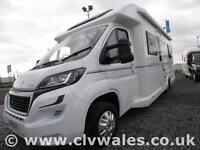 Bailey Autograph 75-2 Fixed Bed Motorhome MANUAL 2017