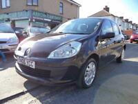 2006 RENAULT CLIO 1.2 EXPRESSION, FULL SERVICE HISTORY, M.O.T TILL JUNE 2019