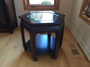 Coffee Table Matching SideTable