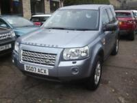 07 Land Rover Freelander 2 2.2Td4 2007 GS