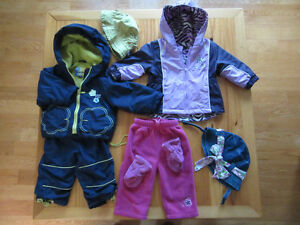 Baby girl's Fall/Spring suit and jacket..etc - 12 months