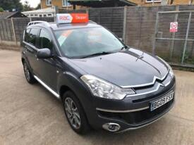 Citroen C-Crosser 2.2HDi ( 156bhp ) Exclusive