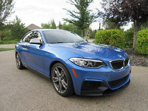 2014 BMW 2 Series M235i 6-speed Manual Black Book Price Reduced!