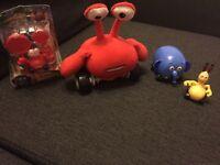 Disney Jungle Junction bundle taxi crab elevan elephant bongo +