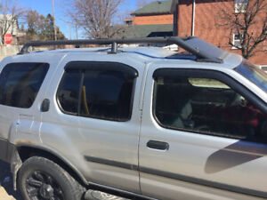 2002 Nissan Xterra SUV, Crossover SuperGharged2002 Nissan Xterra