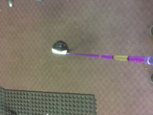 Taylormade M1 driver with Custom Oban Shaft
