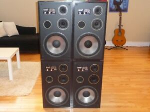 2)Stereo speakers Acoustic Monitor db IV Liquid Cooled