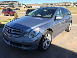 2007 Mercedes-Benz R-Class 320 SUV, Crossover