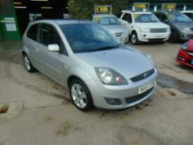 image for Ford Fiesta 1.4 Durashift 2007 Zetec Climate AUTO IDEAL 1ST CAR LOW TAX
