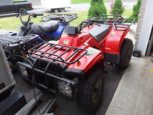 2005 250cc 4 wheeler $1200 Peterborough Peterborough Area image 1