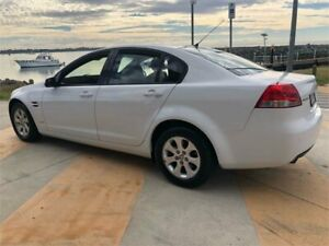 2012 Holden Commodore VE II MY12.5 Omega White 6 Speed Automatic Sedan Cleveland Redland Area Preview