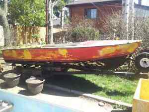 15 ft project boat