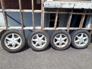 roues de G M