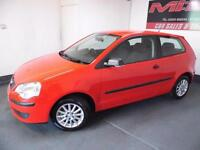 Volkswagen Polo 1.2 ( 70PS ) 2008 (58) E Just 51168 Miles Fantastic Condition