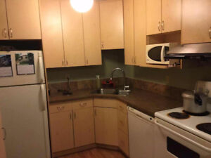 Two bedrooms, utilities inc, close to the U of M