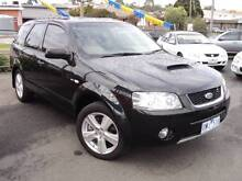 2007 Ford Territory Wagon Ferntree Gully Knox Area Preview