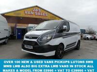 VAN SWB 2015/15 REG (((( M SPORT LOOK A LIKE BLACK PACK )))))