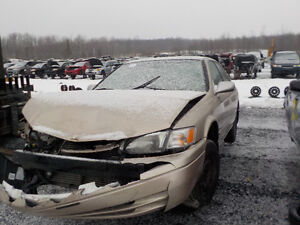 1999 Toyota Camry Now Available At Kenny U-Pull Cornwall