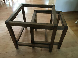 Pottery Barn Nesting Tables