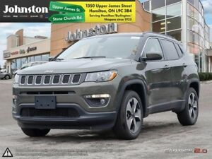2018 Jeep Compass North 4x4  - Navigation -  Uconnect - $101.88
