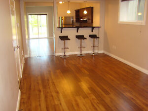 2 Bedroom walkout legal suite with separate entrance