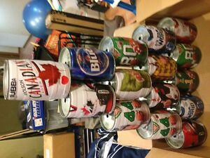 Bubba Mini Kegs, Don Cherry, Roughriders, Eskimos, Indy 500