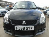 2009 Suzuki Swift 1.6 ( 123bhp ) Sport full service low miles 71k clean