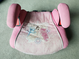 Car booster seat-Disney Princess