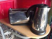 Kettle & Toaster