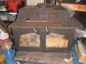 Vermont cast iron Woodstove Belleville Belleville Area image 2