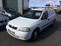 Vauxhall Astravan 1.7CDTi 16v Envoy Van 2004 54 Reg