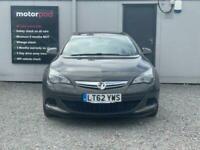2012 Vauxhall Astra GTC 1.4 SPORT S/S 3d 118 BHP Hatchback Petrol Manual