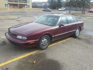 Super Charged Oldsmobile Really Fast Trade For Better On Gas Car