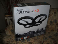 Parrot AR Drone 2.0 with GPS included