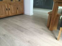 QUALITY Wood Flooring Fitter. Will fit solid, engineered and laminate floor (West Belfast area)