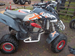 2007 ds 650 can am